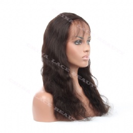Full Lace Wig Indian Remy Body Wave