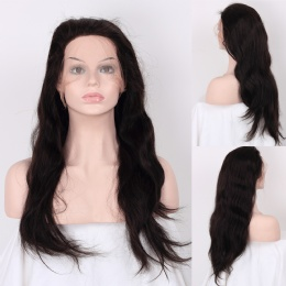 Clearance full lace wig 18 2# natural wave $90 only!