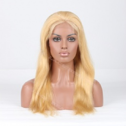 Full Lace Wig Chinese 27/613#HL Straight