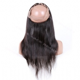 360° Lace frontal  straight