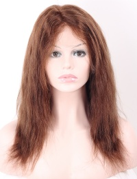 Clearance full lace wig 12 4# natural wave $75 only!