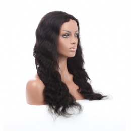 Glueless cap lace wigs 24inches body wave